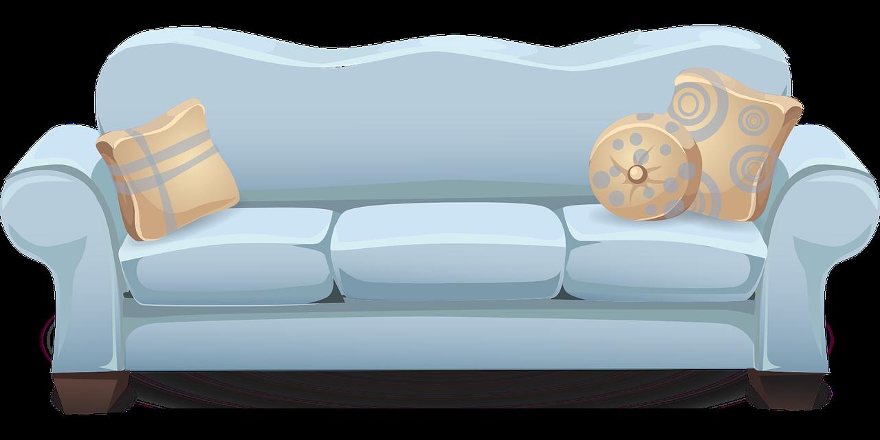 ציור של ספה