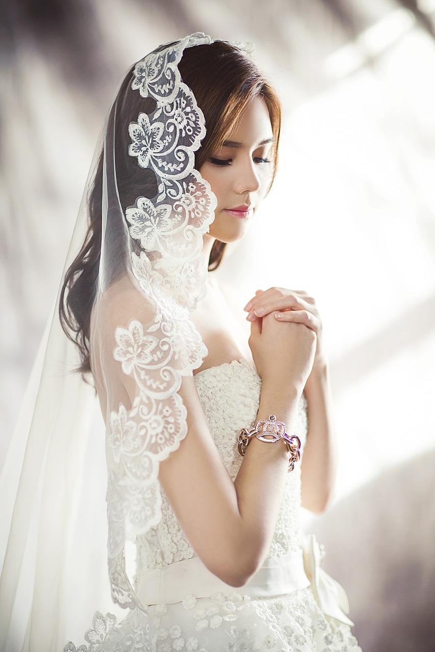 כלה מתחתנת