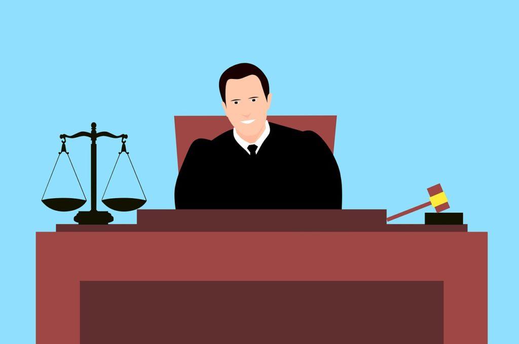 שופט בכיר