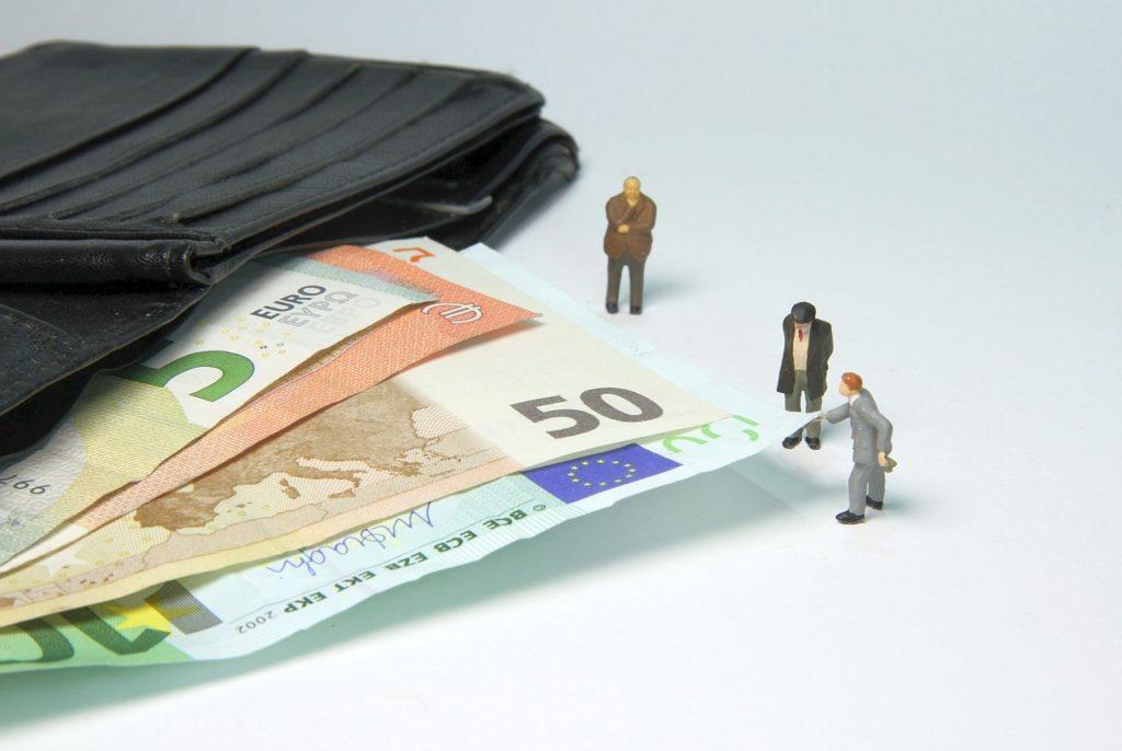 שטרות בארנק